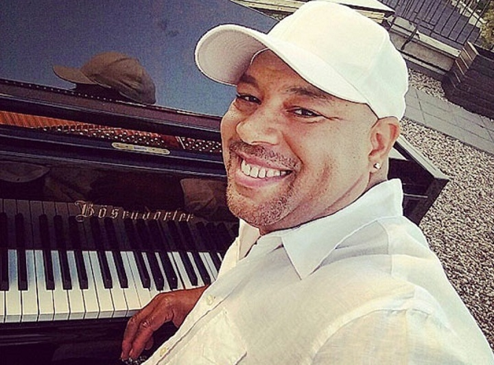 Frank McComb collaborates with JFly